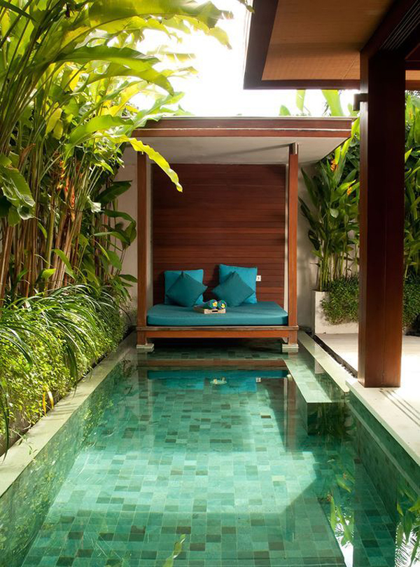34 Cool Small Swimming Pool Ideas