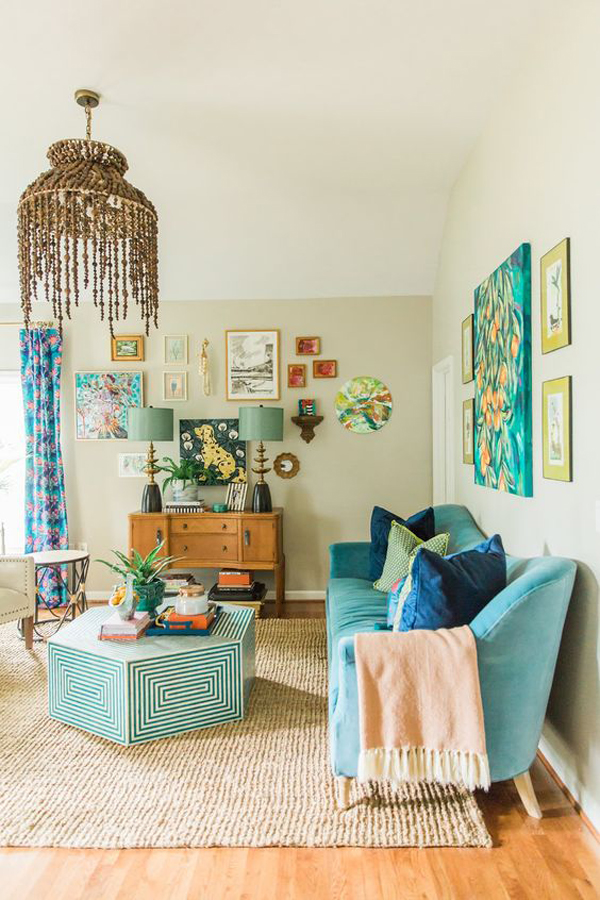 spring-living-room-design-with-blue-accent