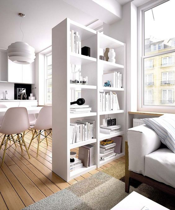 white-bookshelf-room-divider