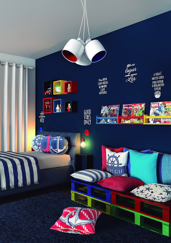 blue-kids-bedroom-with-clever-storage