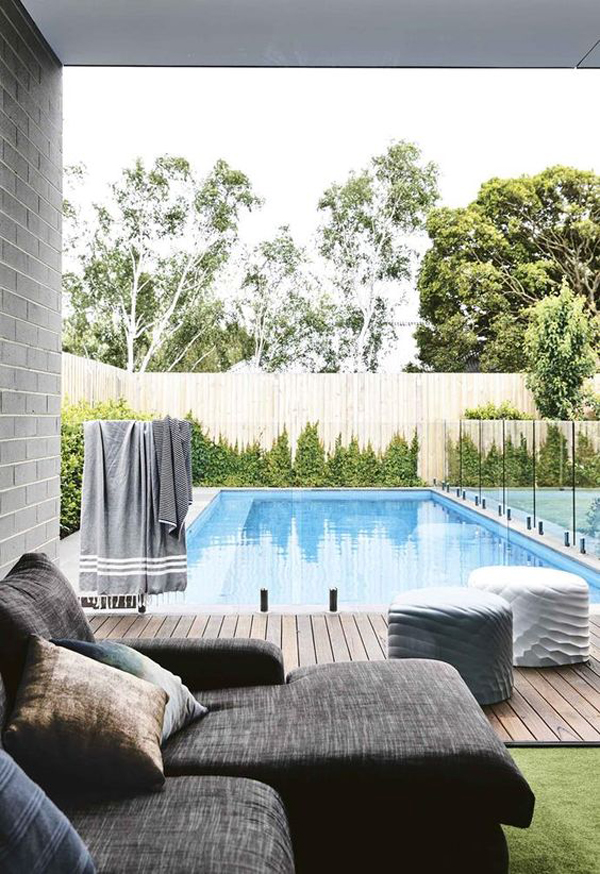 contempory-backyard-pool-with-decking-ideas