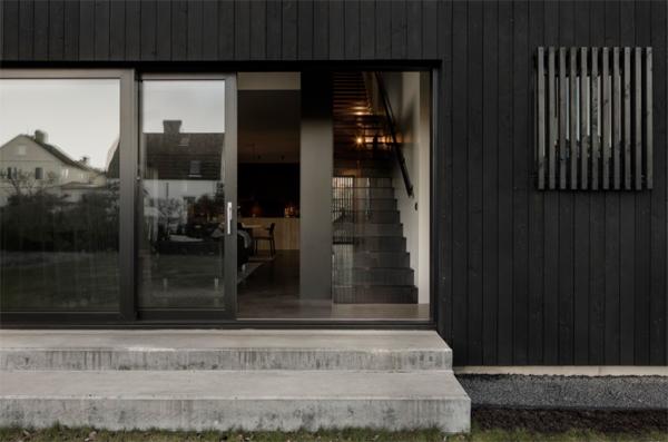 cool-black-glass-sliding-door