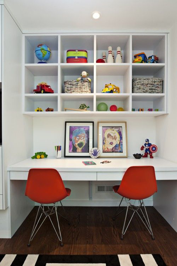 cool-shared-study-room-design