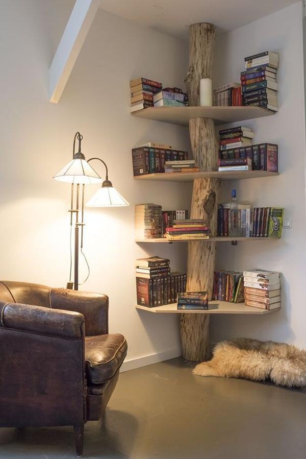 corner-tree-bookshelf-ideas