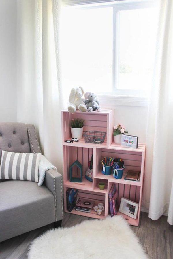 cute-pink-crate-bookshelf-design