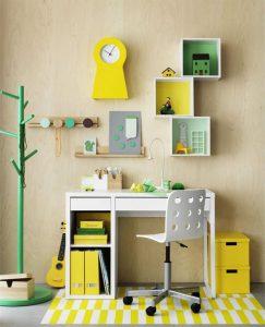 modern-bold-color-study-room-decor