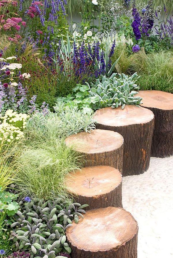 stump-raised-bed-garden-ideas