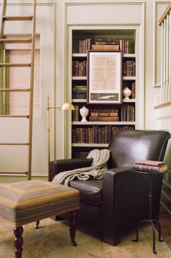 vintage-bookshelf-decor-ideas