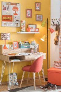 vintage-chic-study-room-decoration