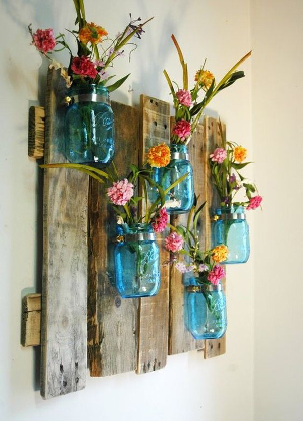 wood-diy-mason-jard-vases-wall