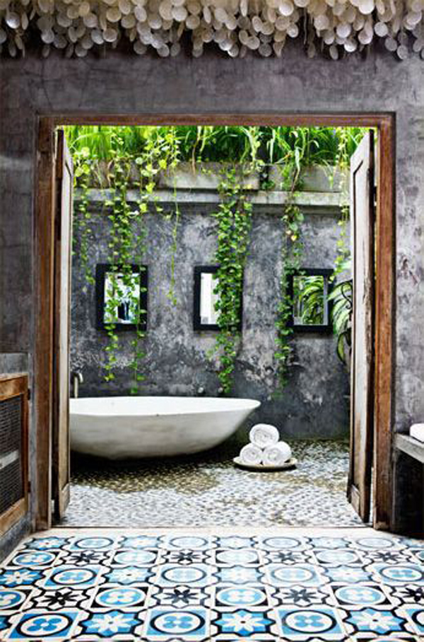amazing-bathroom-and-bathtub-design-with-tropical-accents