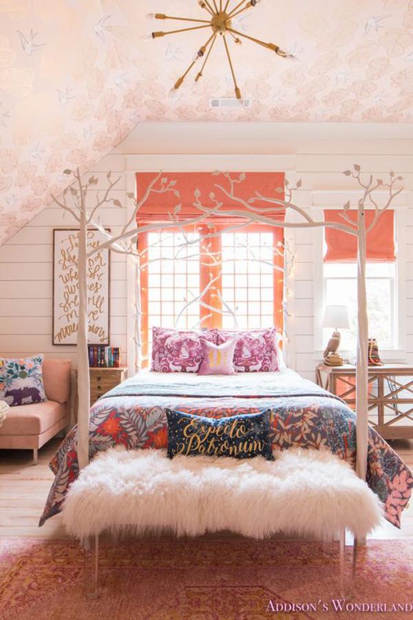 beautiful-harry-potter-themed-bedroom