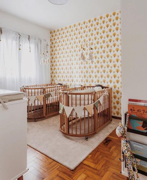 cheerful-twin-nursery-decor