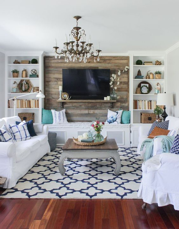 cozy-spring-living-room-with-wood-accents