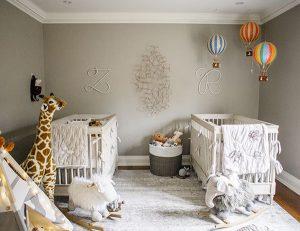 elegant-grey-nurseries-for-twin