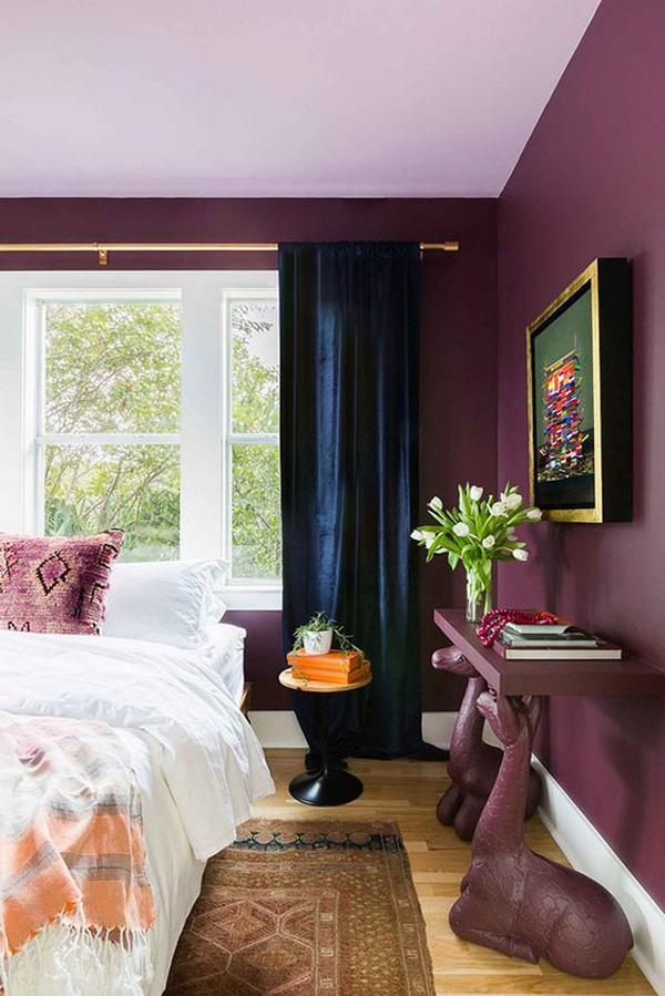 elegant-purple-bedroom-wall-and-ceilings