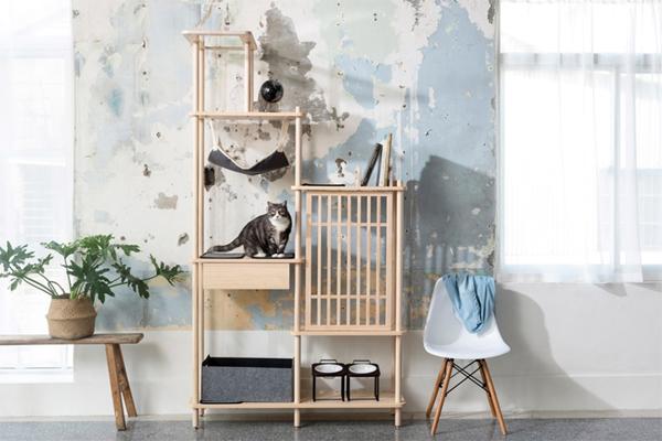 modular-and-minimalist-cat-tree