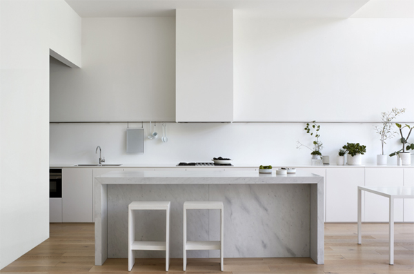 open-kitchen-design-with-marble-furniture
