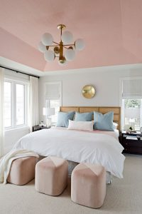 pretty-pink-painted-ceilings-for-master-bedroom