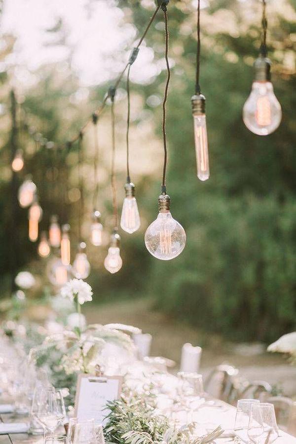 romantic-diy-outdoor-wedding-lights