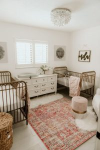 rustic-twin-nursery-decor