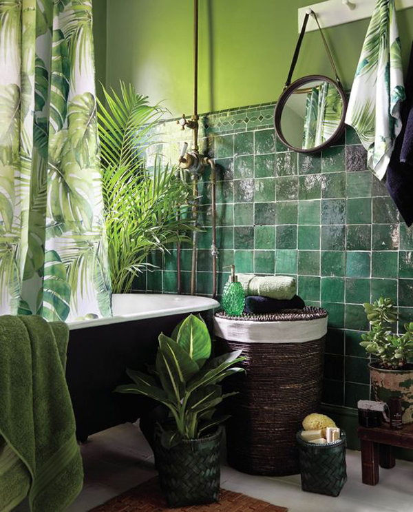 small-tropical-bathroom-with-indoor-plants
