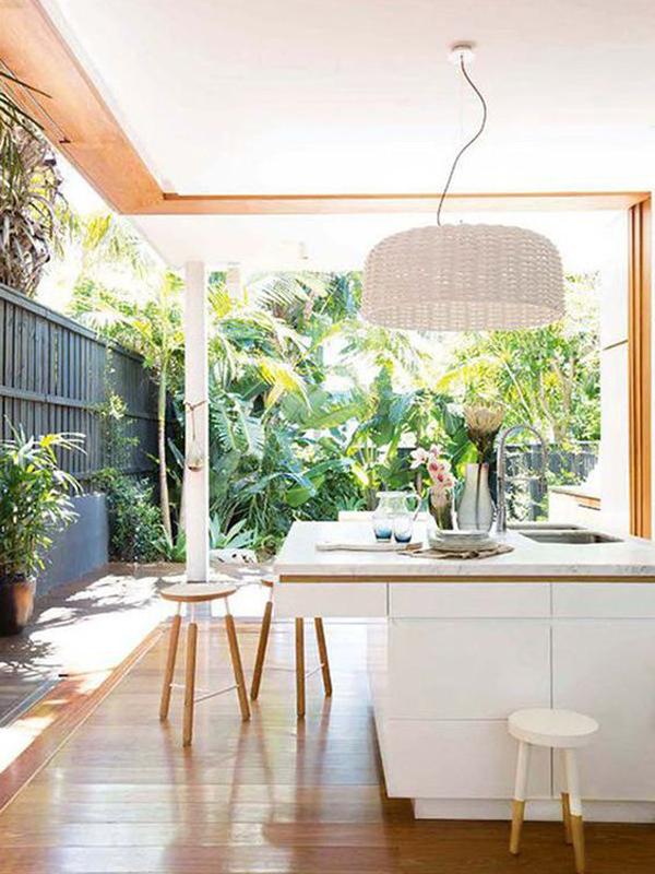 tropical-open-kitchen-decor-ideas