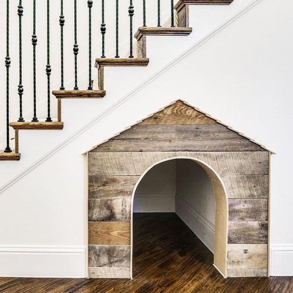 under-stairs-dog-houses