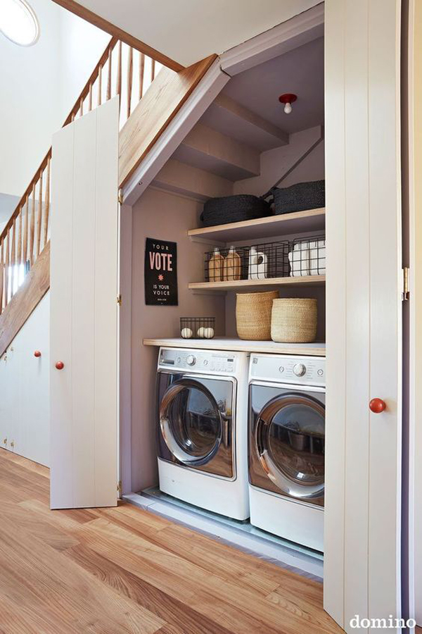 understair-laundry-room-design