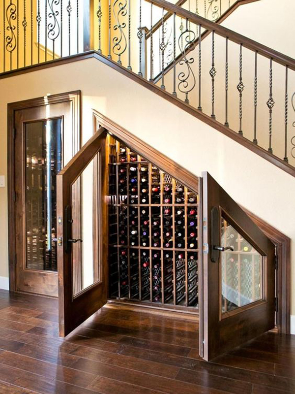 understairs-wine-cellar-ideas