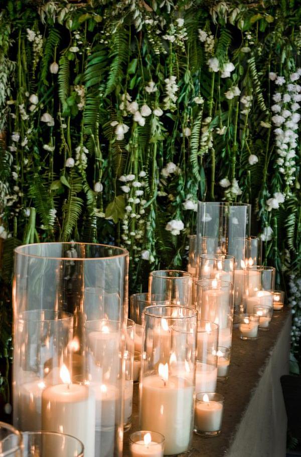 wedding-candle-light-decor