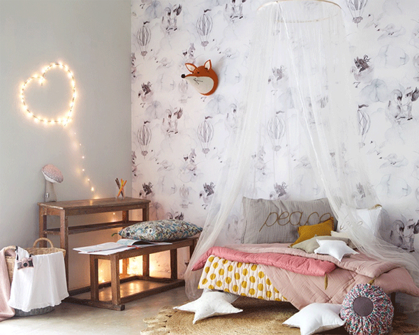 awesome-kids-bedroom-with-canopy-reading-nook