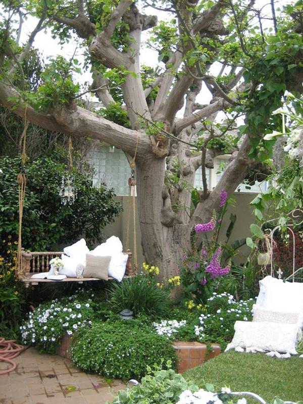 cottage-swing-garden-ideas