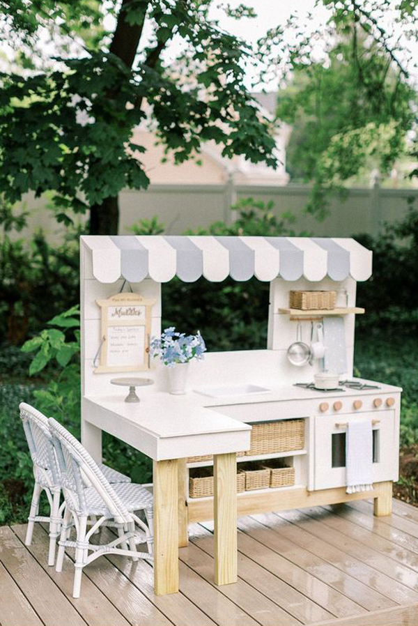 cute-and-adorable-kids-mud-kitchen-for-backyard