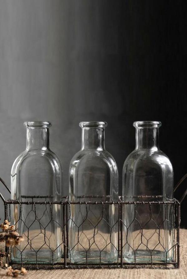 diy-chicken-wire-bottle-basket