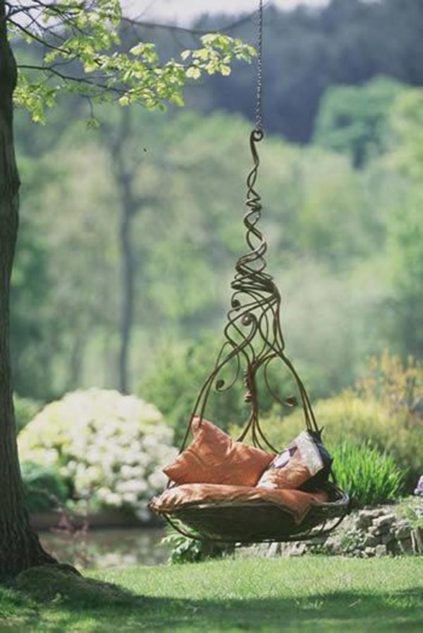 hanging-hammock-swing-garden-ideas