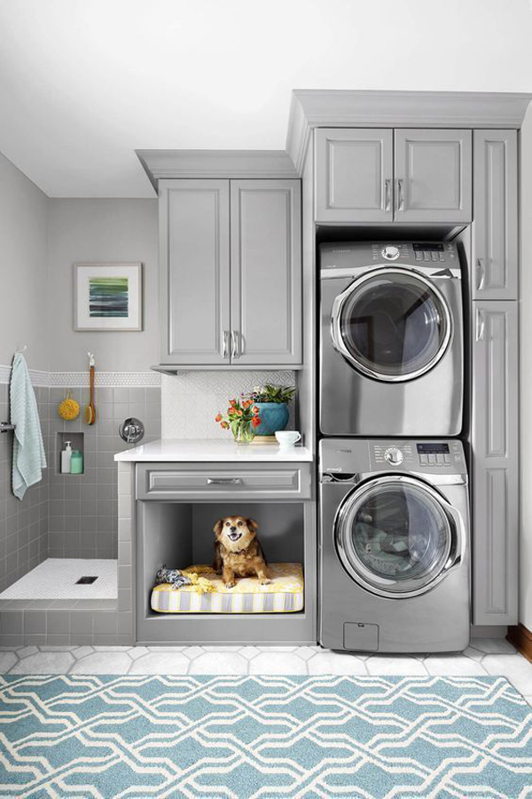 modern-laundry-room-with-dog-friendly-space