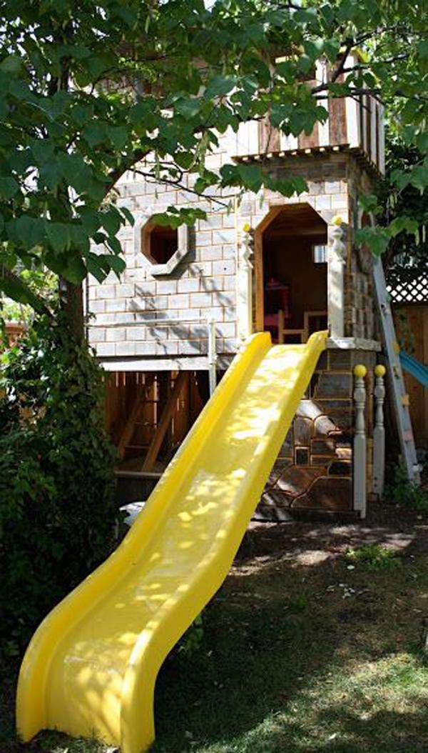 natural-wood-backyard-castle-design
