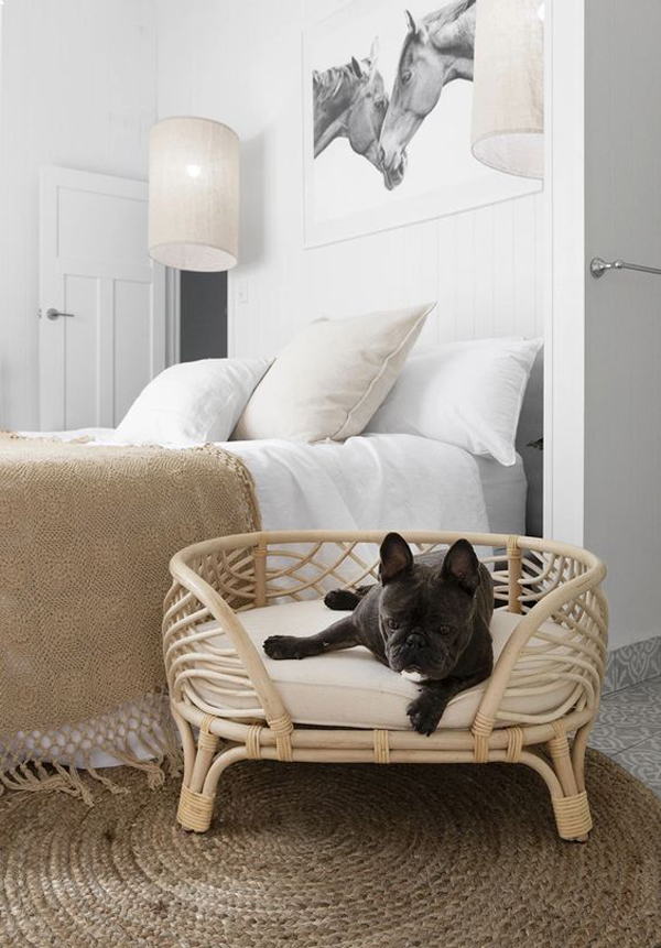 rattan-and-wicker-dog-beds