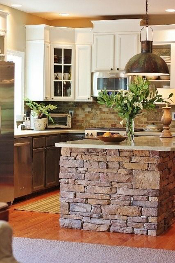 rustic-kitchen-design-with-natural-stone-decor