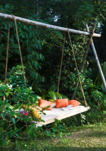 secret-garden-ideas-with-swing-seats