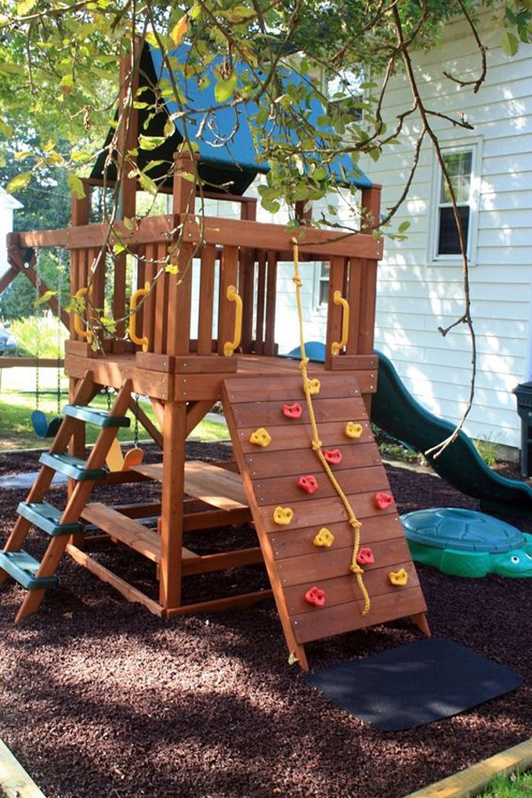 small-backyard-castle-and-kids-playground
