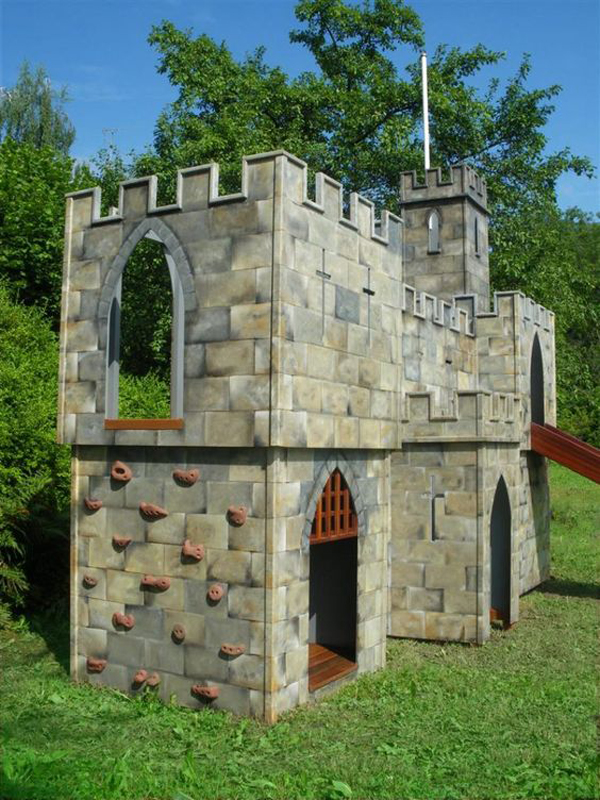 two-storey-wooden-play-castle-designs