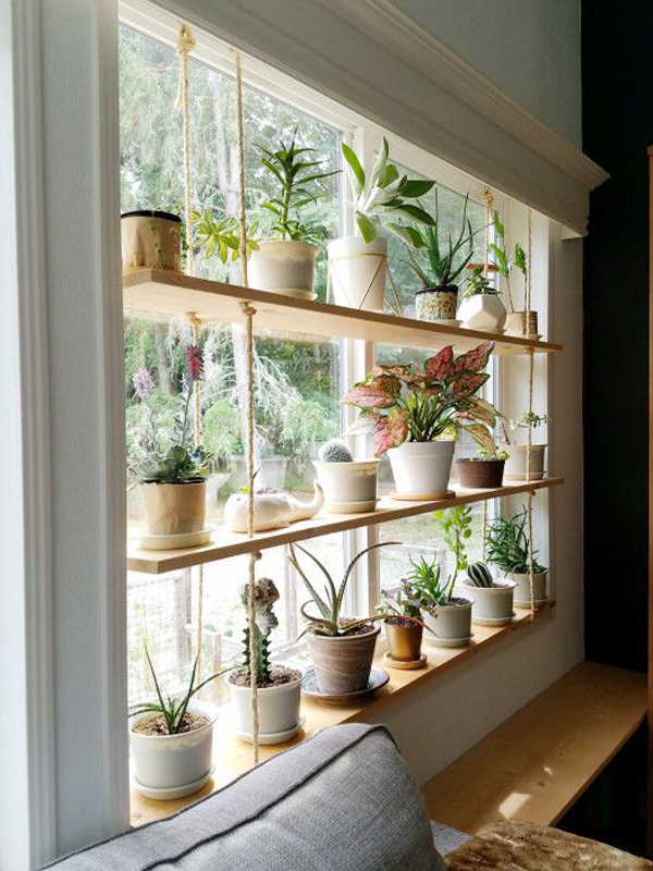 wood-hanging-plant-shelves-ideas-for-window