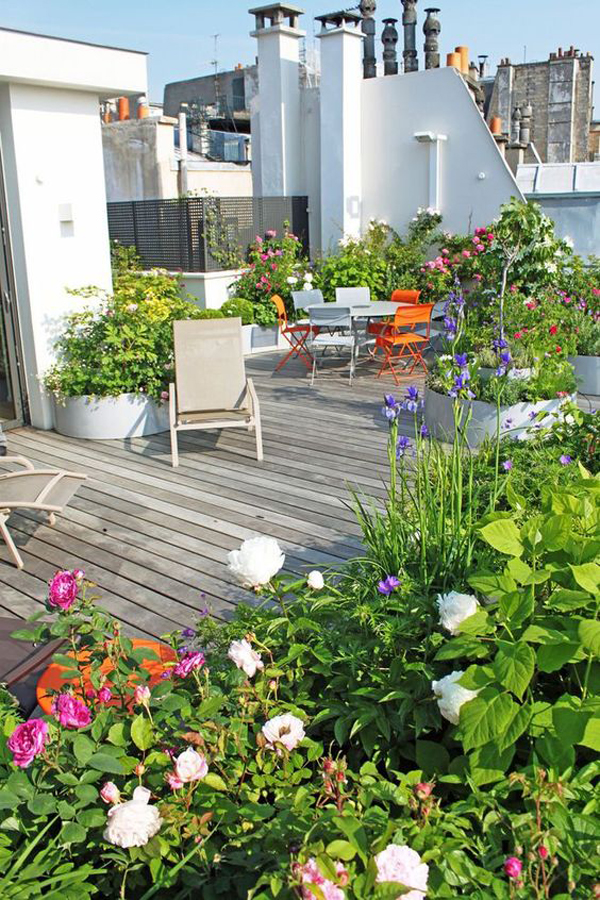 beautiful-rooftop-garden-decoration