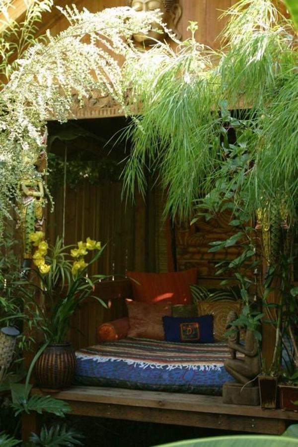 bohemian-style-garden-nook-design