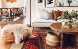 boho-living-room-rugs-decor