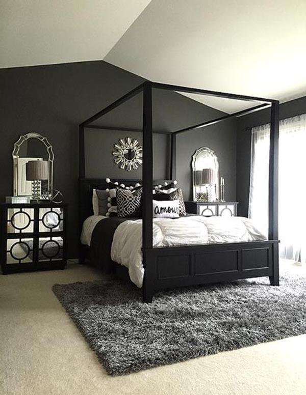 classic-black-bunk-bed-design