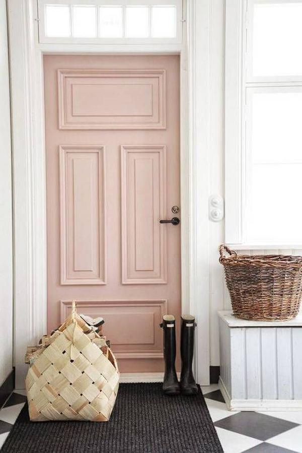 classic-pink-door-design