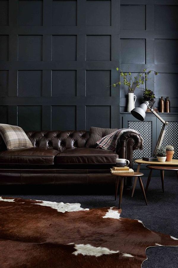 cool-dark-living-room-design
